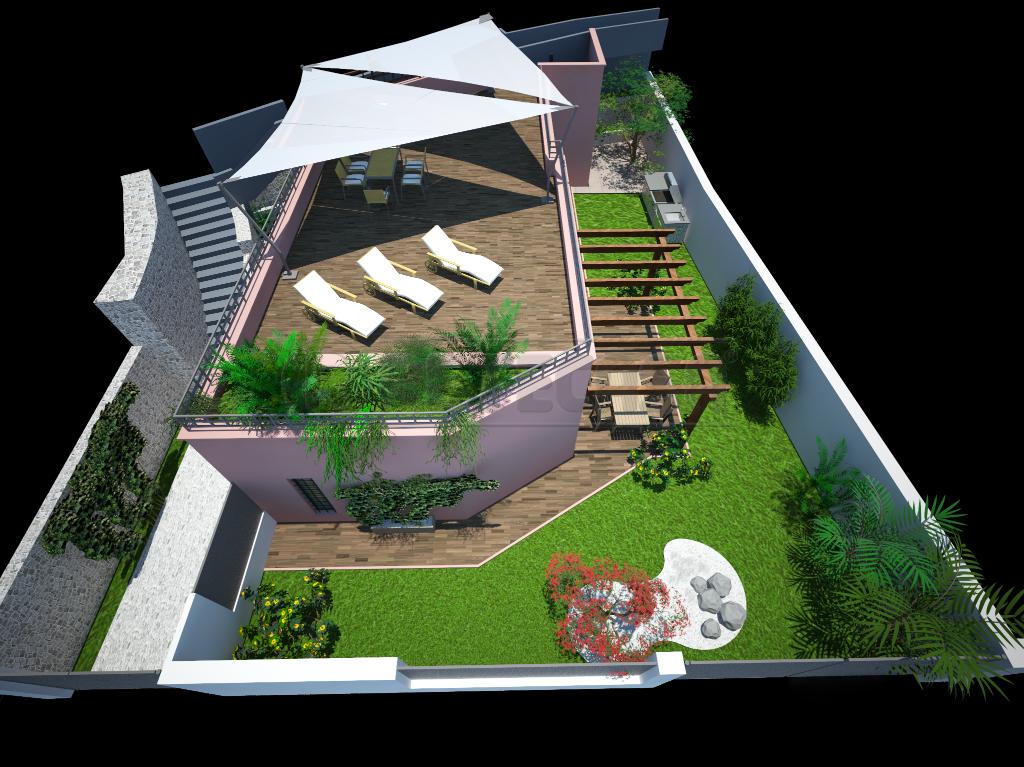 Villa a Schiera in vendita a Finale Ligure, 4 locali, Trattative riservate | Cambio Casa.it