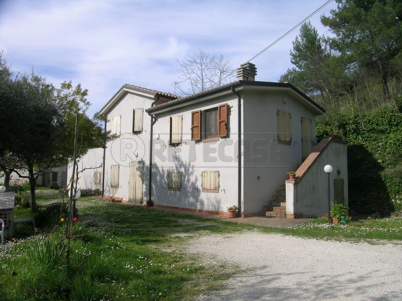Soluzione Indipendente in vendita a Ancona, 10 locali, prezzo € 290.000   Cambio Casa.it