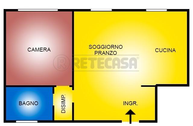 Bilocale Bologna Via Lionello Spada 1