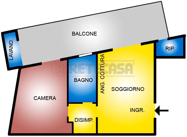Bilocale Pescara  2