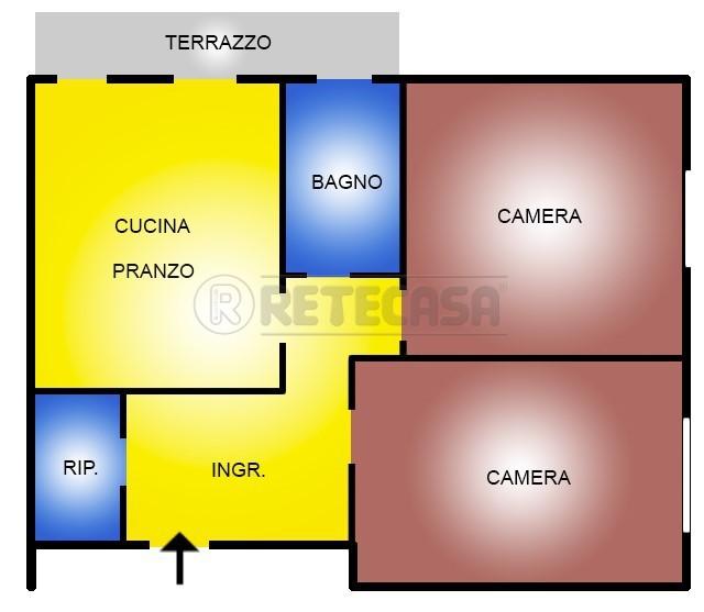 Appartamento in vendita a Bologna, 3 locali, prezzo € 170.000 | Cambio Casa.it
