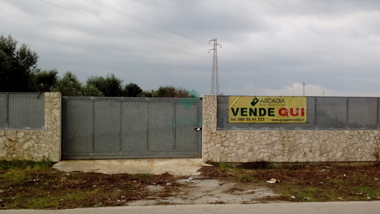 Terreno Edificabile Comm.le/Ind.le in vendita a Triggiano, 1 locali, prezzo € 85.000 | CambioCasa.it