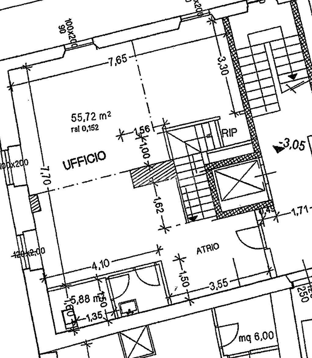 Ufficio in affitto a brescia brescia antica piano terra for Creatore piano terra online