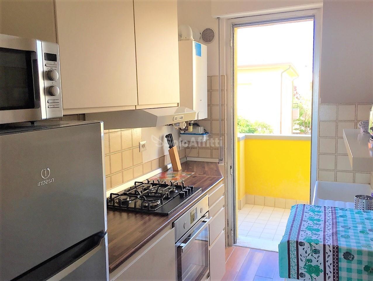 Appartamento in affitto a Cesano, Senigallia (AN)