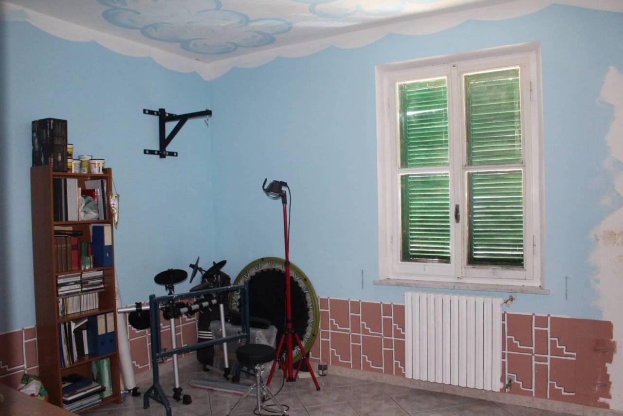 Camera matrimoniale al primo piano