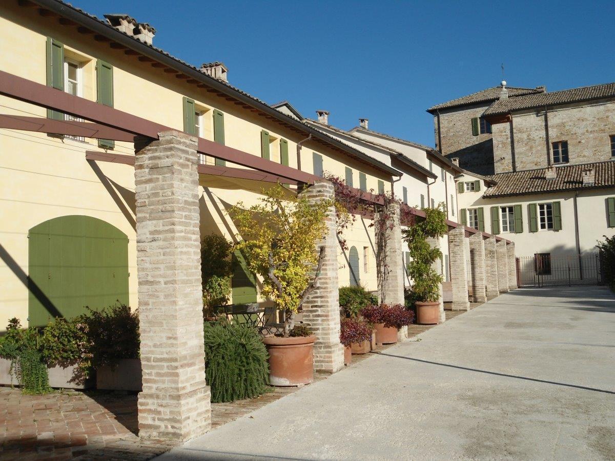 Bilocale Sala Baganza Piazza Antonio Gramsci 4