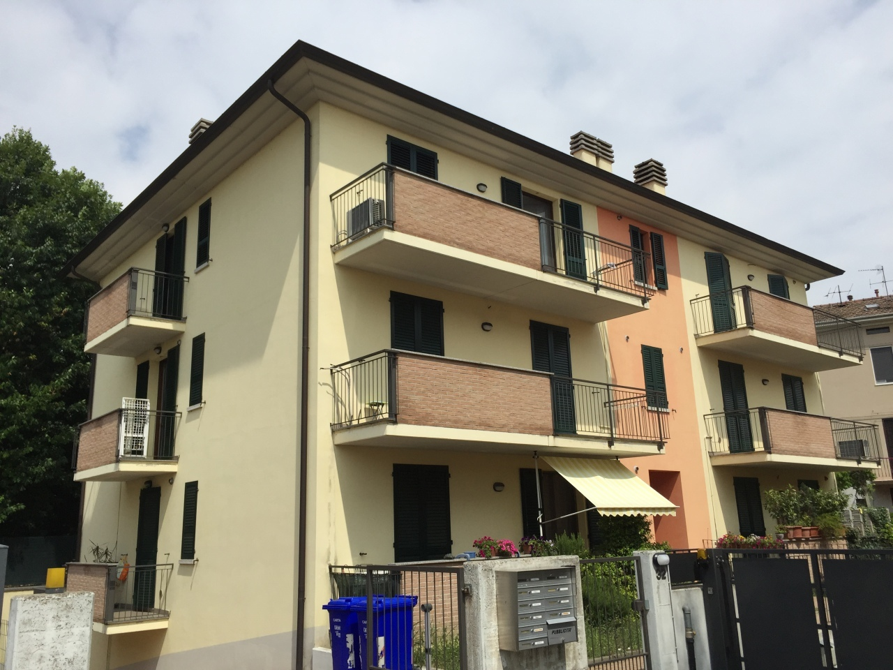 Bilocale Noceto Via Bianchi  16 1