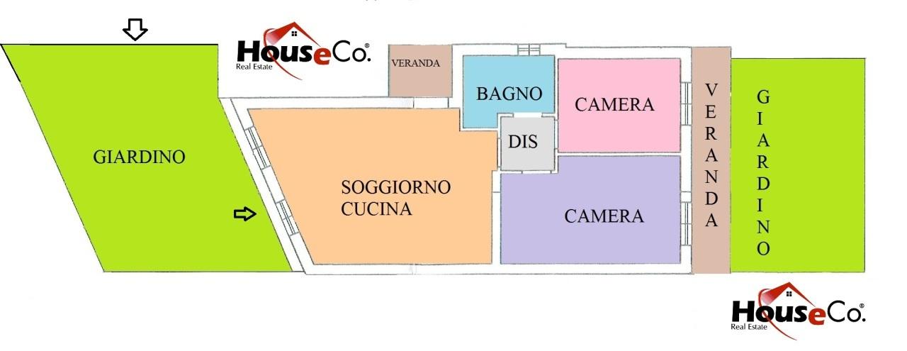 Appartamento in vendita a San Sperate, 3 locali, prezzo € 112.000 | Cambio Casa.it