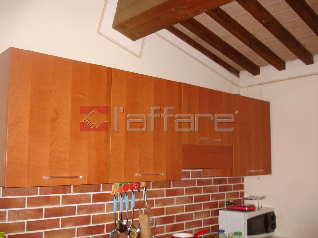Appartamento in affitto a Capannoli, 3 locali, prezzo € 350 | CambioCasa.it
