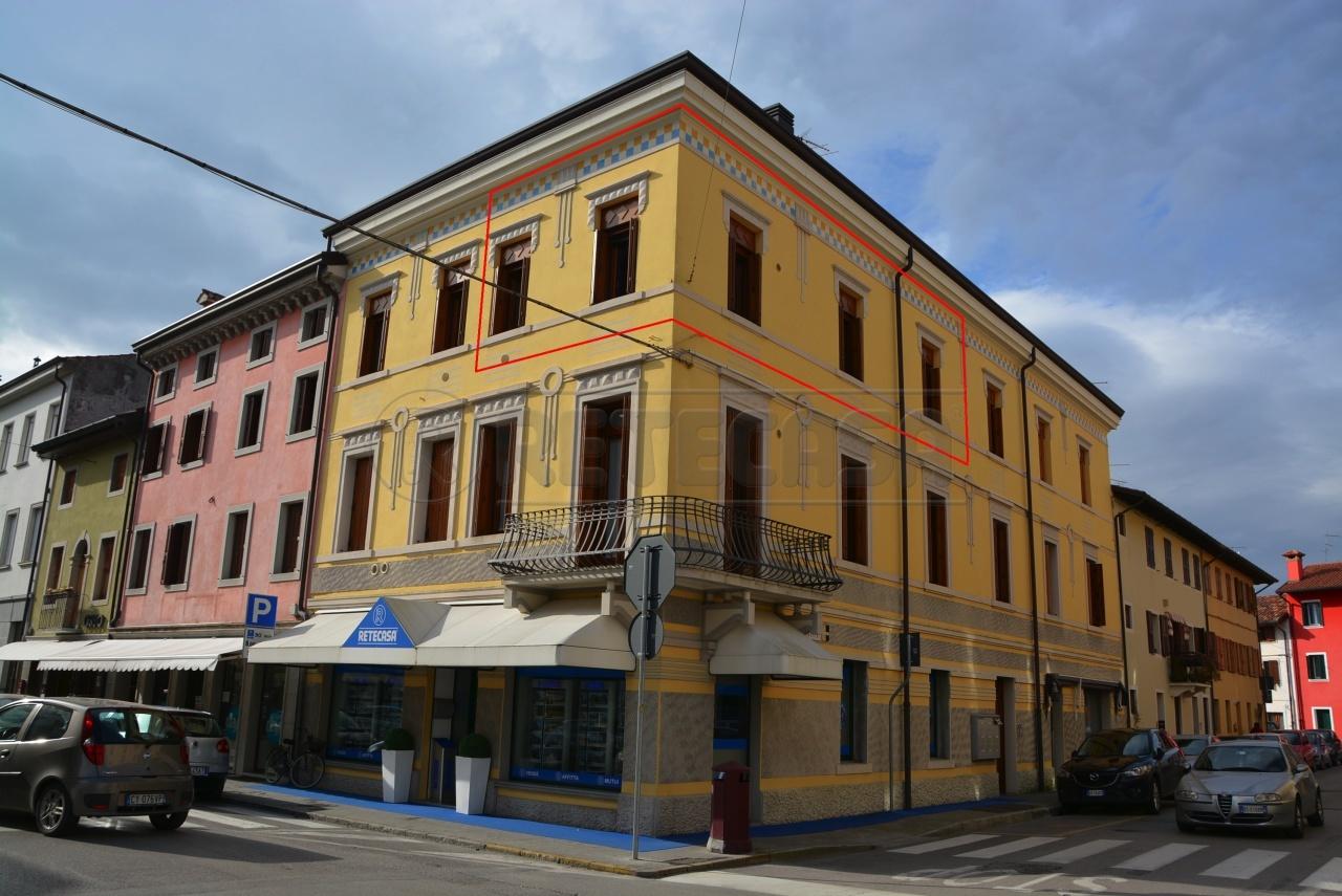 Appartamento in vendita a Palmanova, 2 locali, prezzo € 95.000 | Cambio Casa.it