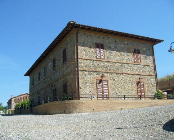 Bilocale Monteriggioni  2