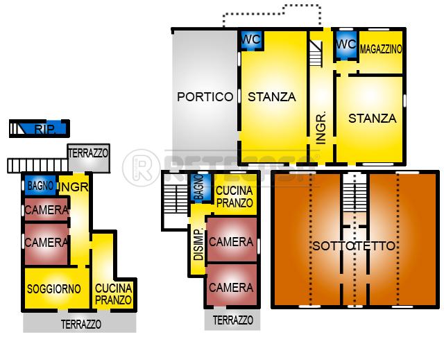Soluzione Indipendente in vendita a Borgoricco, 9999 locali, prezzo € 360.000 | Cambio Casa.it