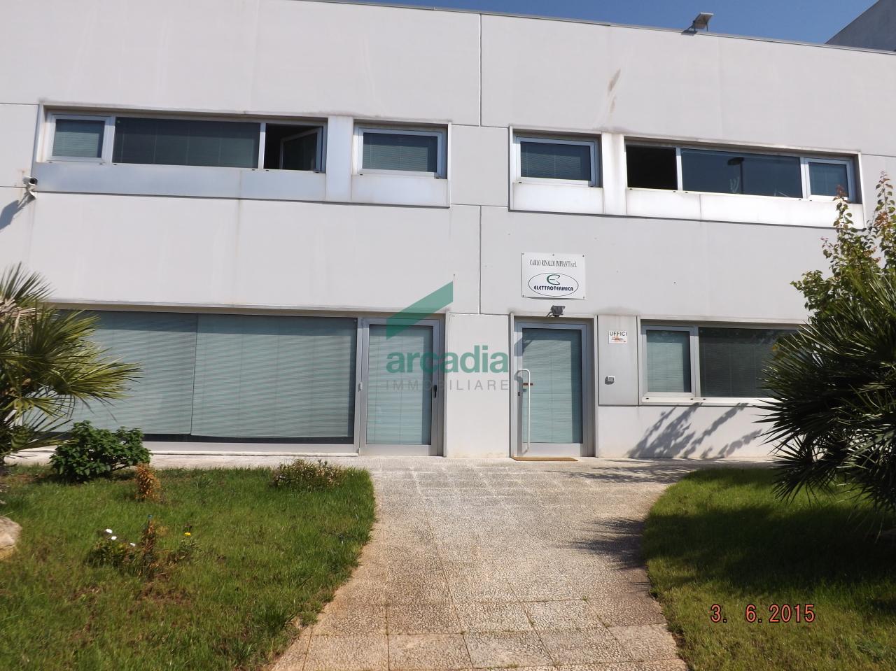 Capannone in affitto a Modugno, 1 locali, prezzo € 4.500 | CambioCasa.it
