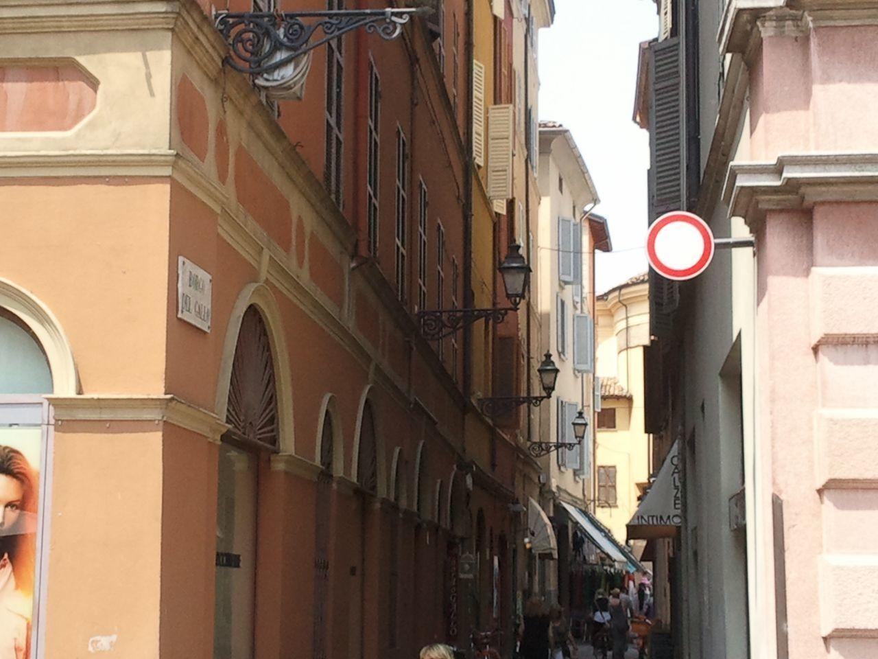 Bilocale Parma Strada Garibaldi 5