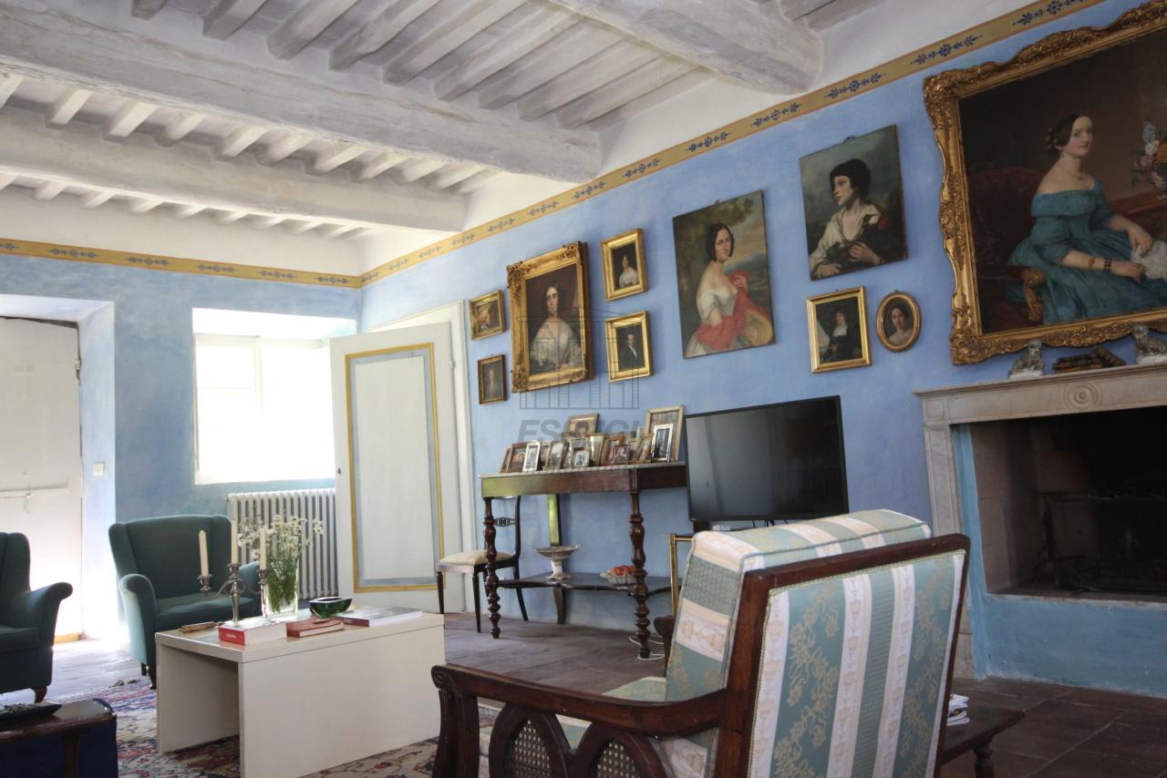 Villa antica Coreglia Antelminelli Borgo a Mozzano IA03349 img 4