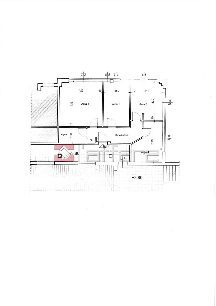 Ufficio / Studio in Affitto a Pontedera
