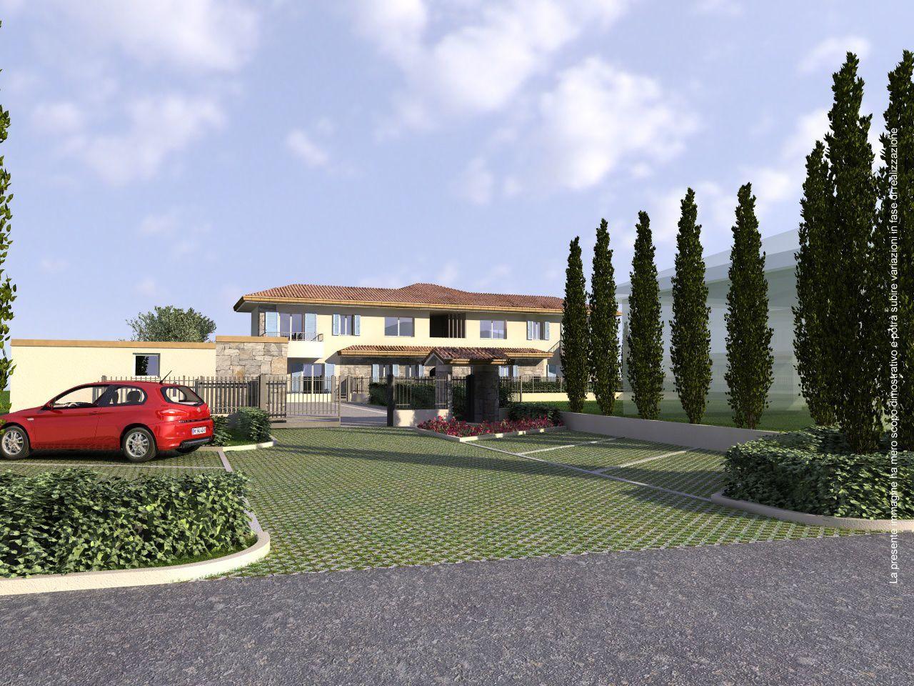 Bilocale Borgomanero Via Verdi 90 4