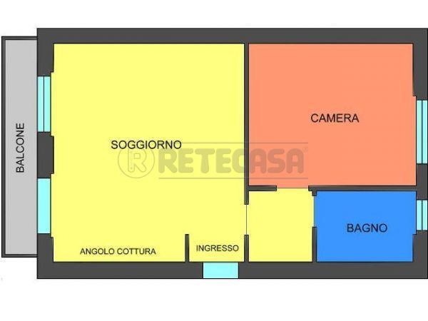 Bilocale Castelbelforte Via Boselli 6