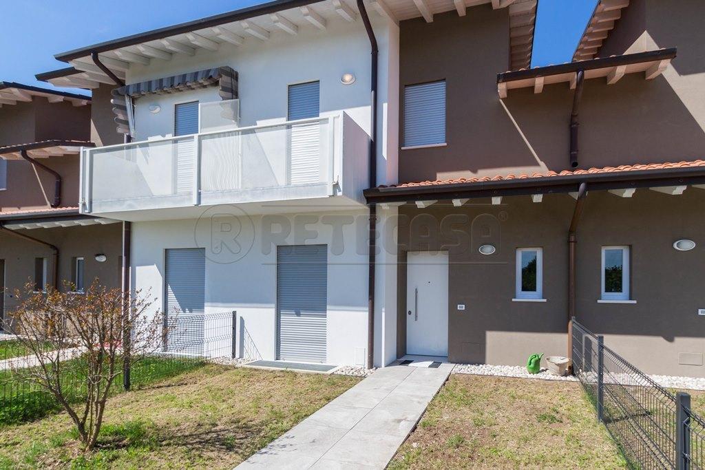 Soluzione Semindipendente in vendita a Mason Vicentino, 5 locali, prezzo € 208.000 | Cambio Casa.it