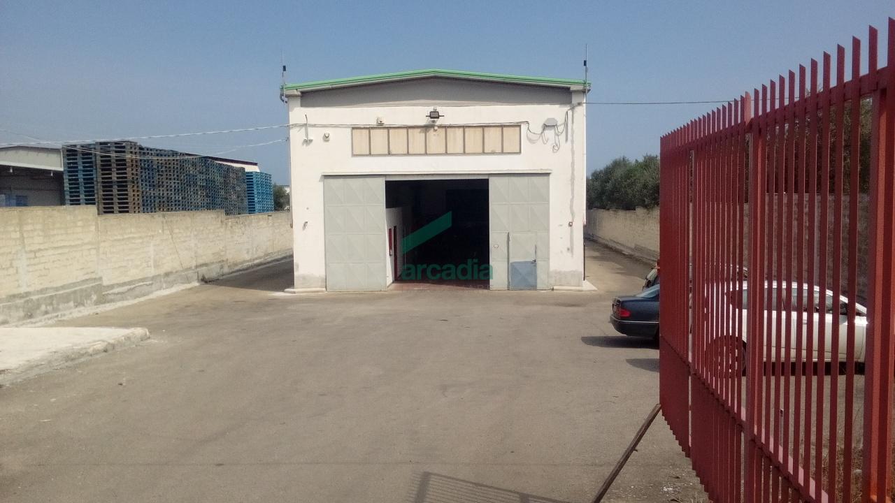 Capannone in affitto a Bitonto (BA)