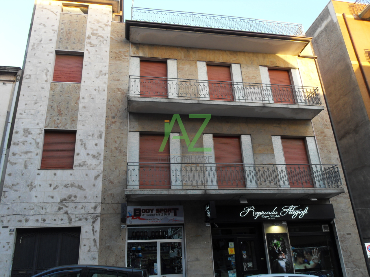 Appartamento in affitto a Belpasso, 3 locali, prezzo € 450 | Cambio Casa.it