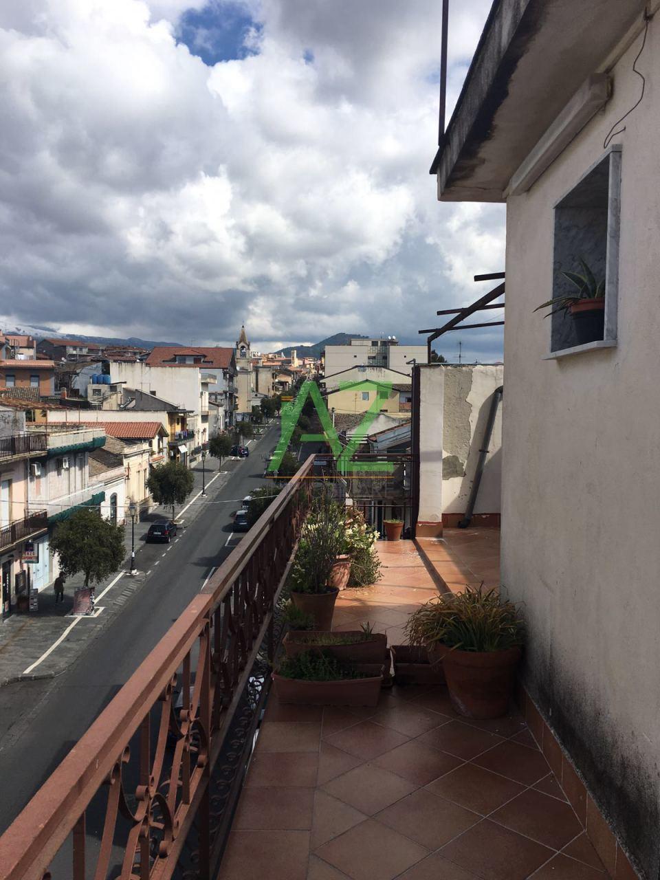 Appartamento in affitto a Belpasso, 1 locali, prezzo € 250 | Cambio Casa.it
