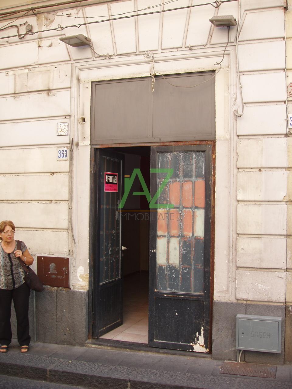 Negozio / Locale in affitto a Misterbianco, 1 locali, prezzo € 500 | Cambio Casa.it