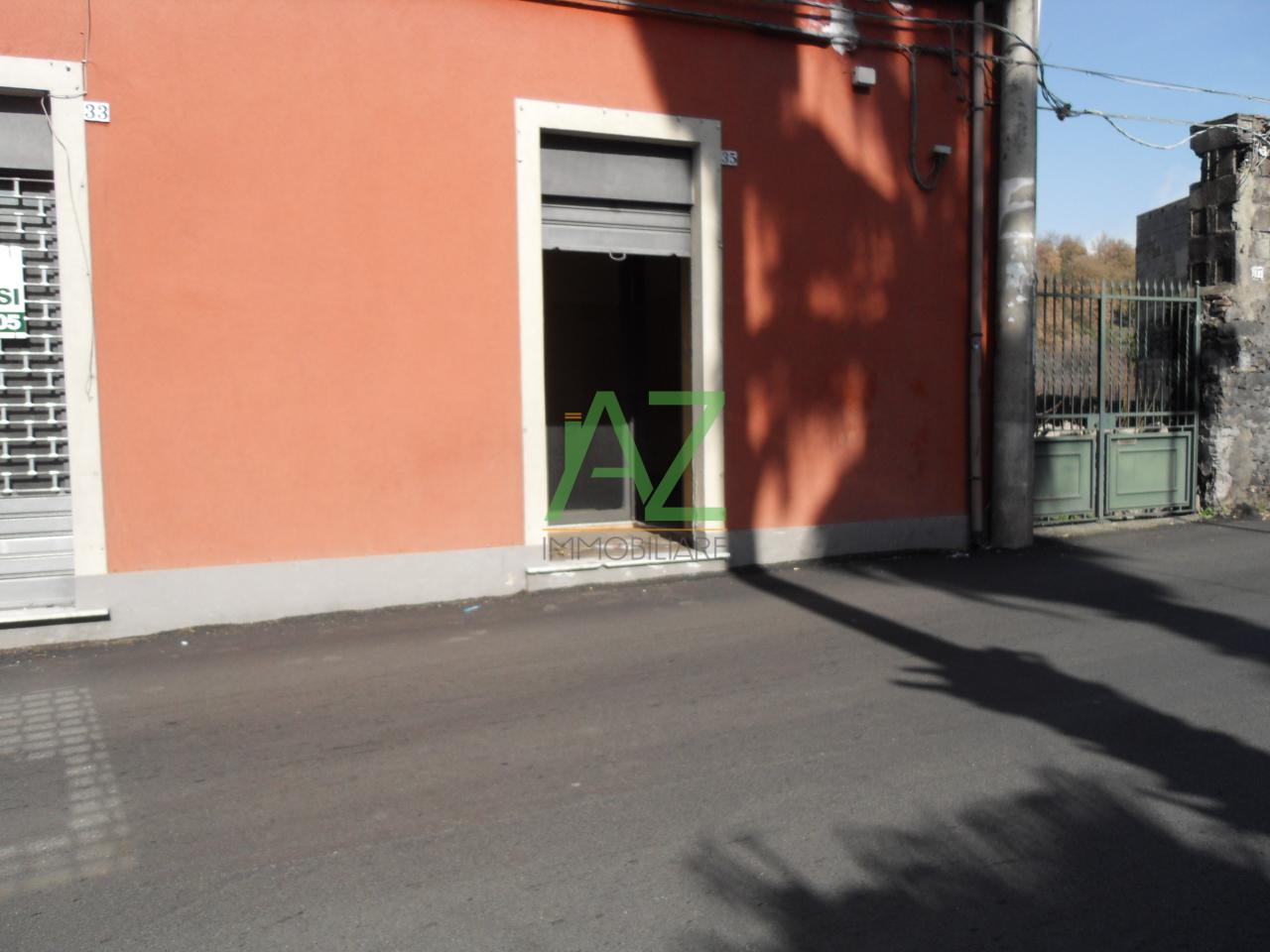 Negozio / Locale in affitto a Belpasso, 2 locali, prezzo € 350 | Cambio Casa.it