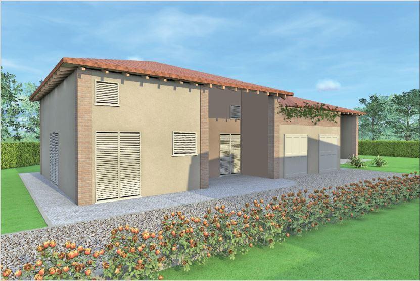 Soluzione Indipendente in vendita a Parma, 4 locali, prezzo € 340.000 | Cambio Casa.it