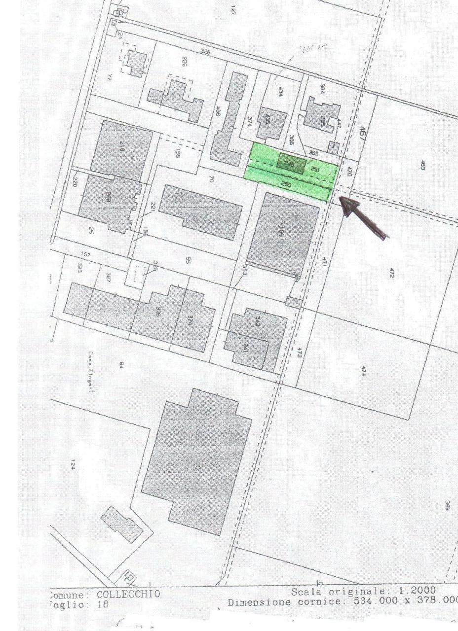 Terreno Edificabile Residenziale in vendita a Collecchio, 1 locali, prezzo € 125.000   Cambio Casa.it