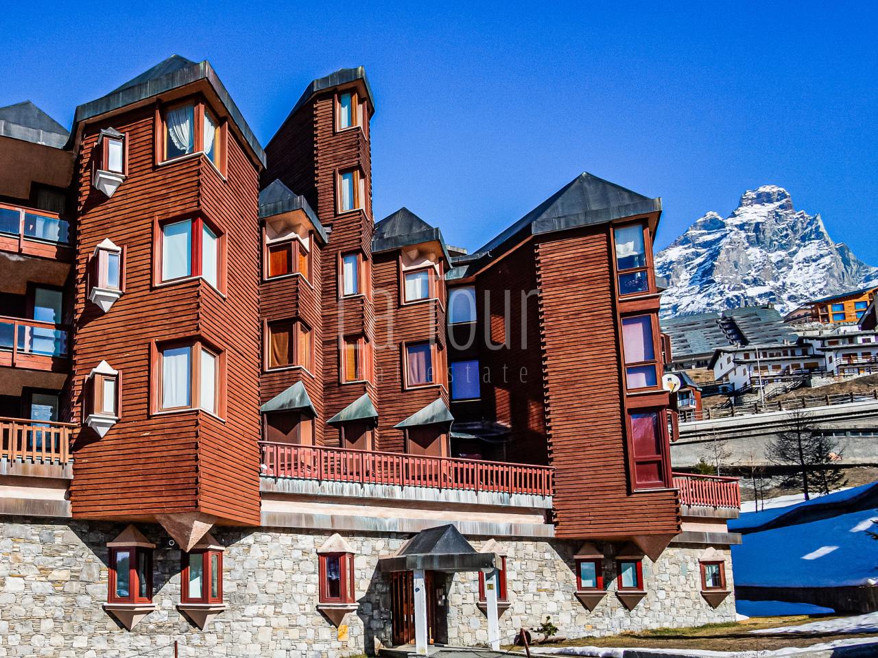 Appartamento in vendita a Valtournenche (AO)