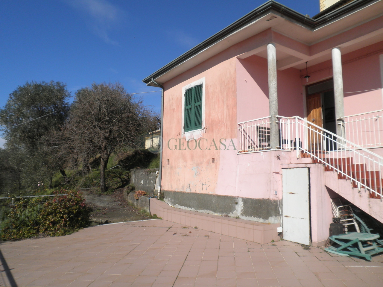 Soluzione Indipendente in vendita a Vezzano Ligure, 3 locali, prezzo € 110.000 | Cambio Casa.it