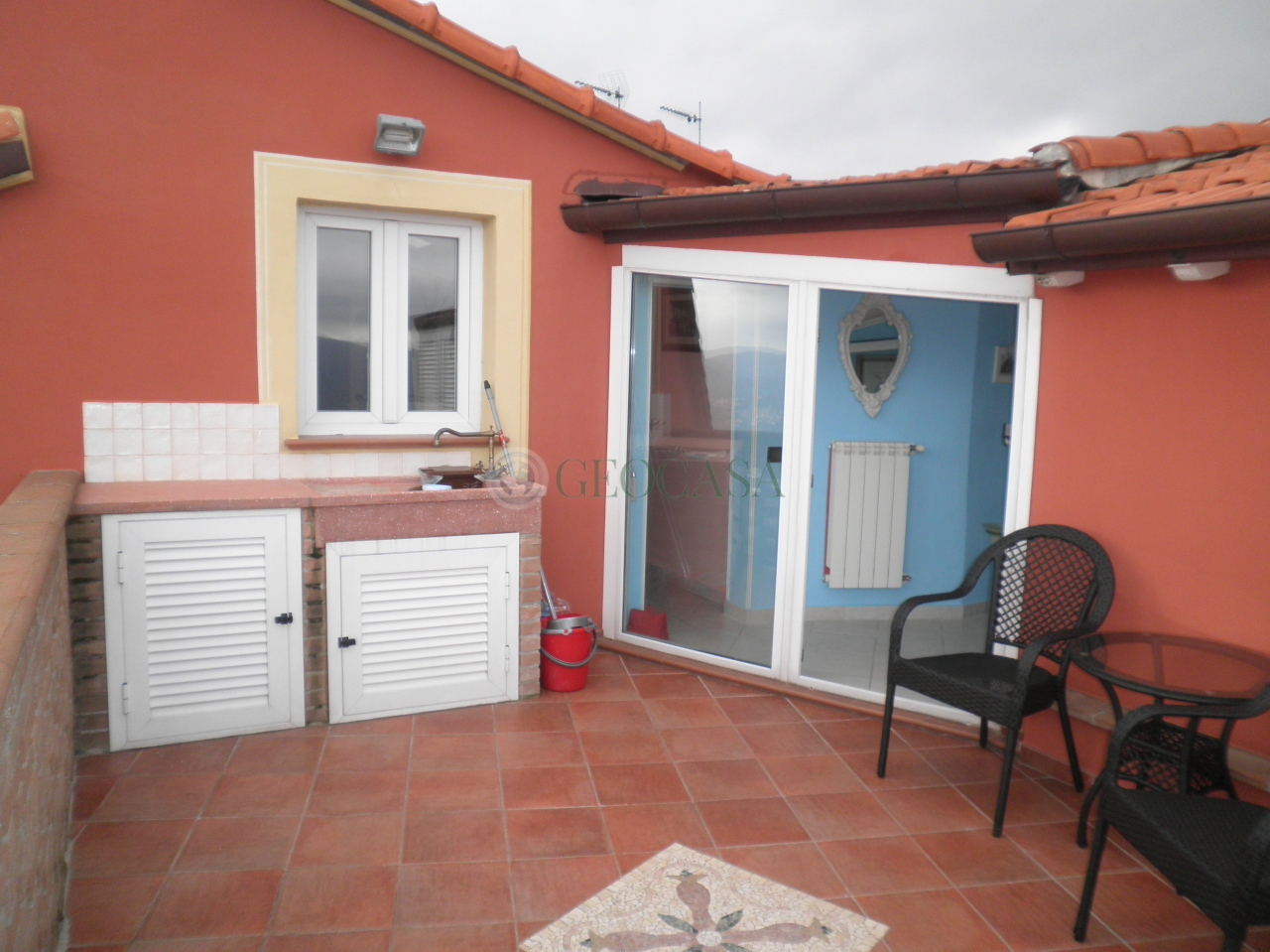 Attico / Mansarda in affitto a Vezzano Ligure, 2 locali, prezzo € 450 | Cambio Casa.it