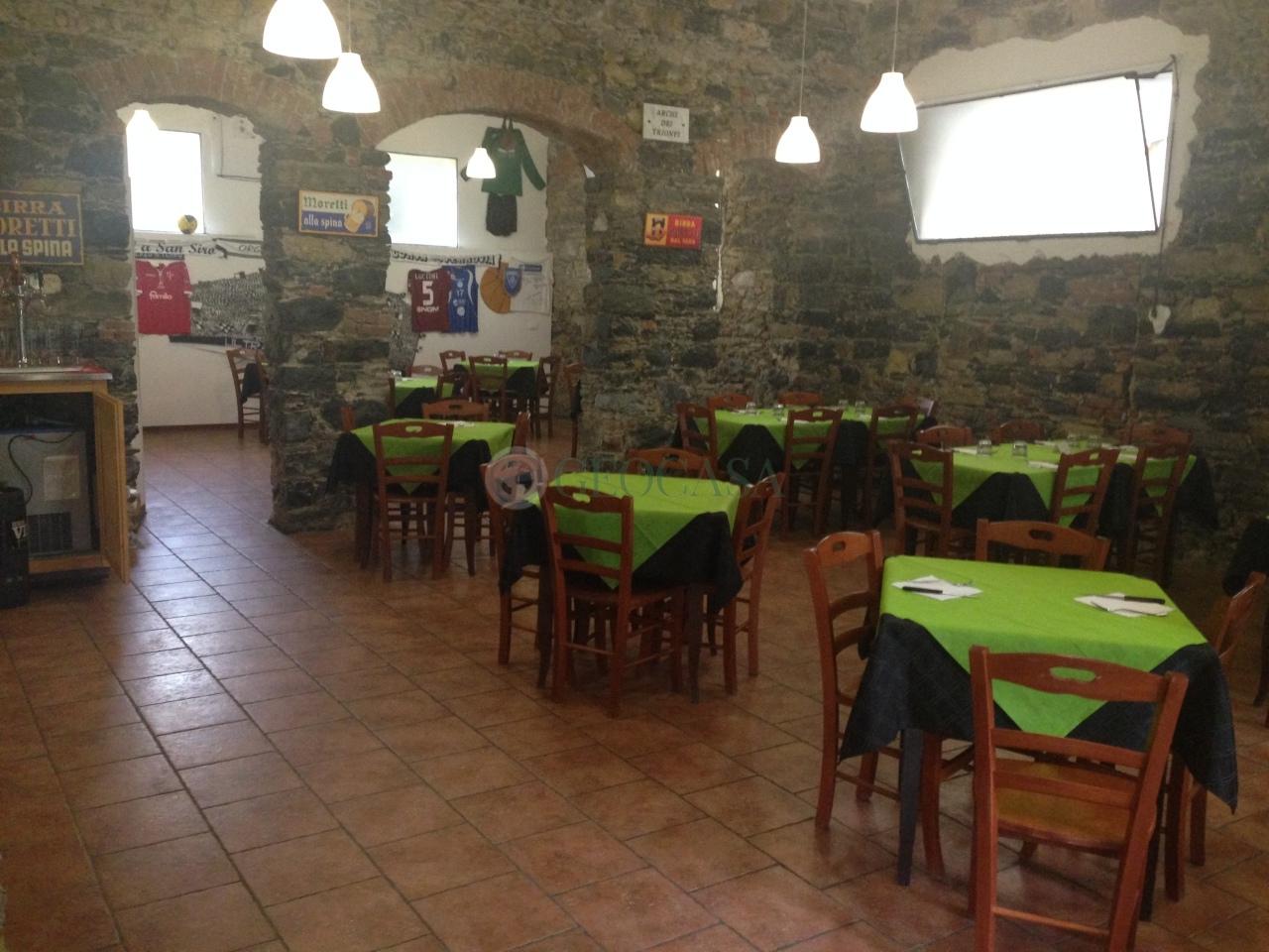 Ristorante / Pizzeria / Trattoria in Vendita a La Spezia