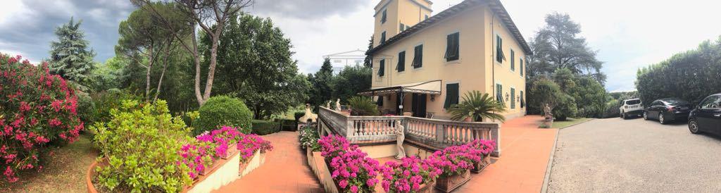Villa antica Lucca Monte S. Quirico IA02592 img 36