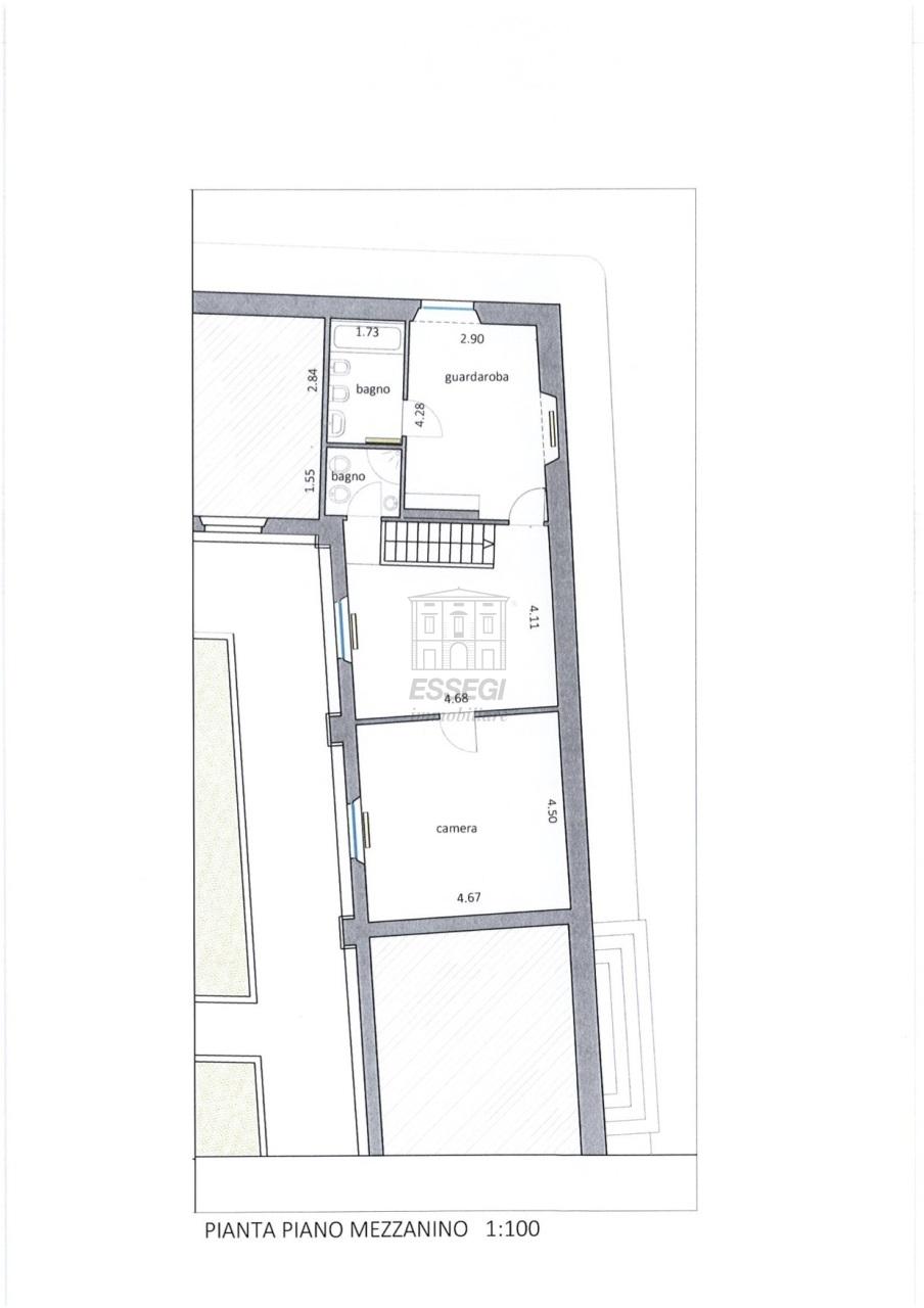 Appartamento Lucca Centro storico IA02854 img 6