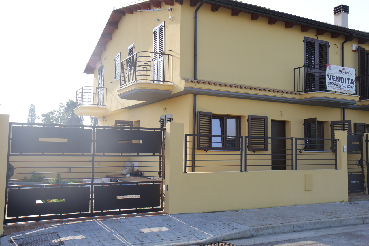 Villa a Schiera in vendita a Uta, 3 locali, prezzo € 115.000 | Cambio Casa.it