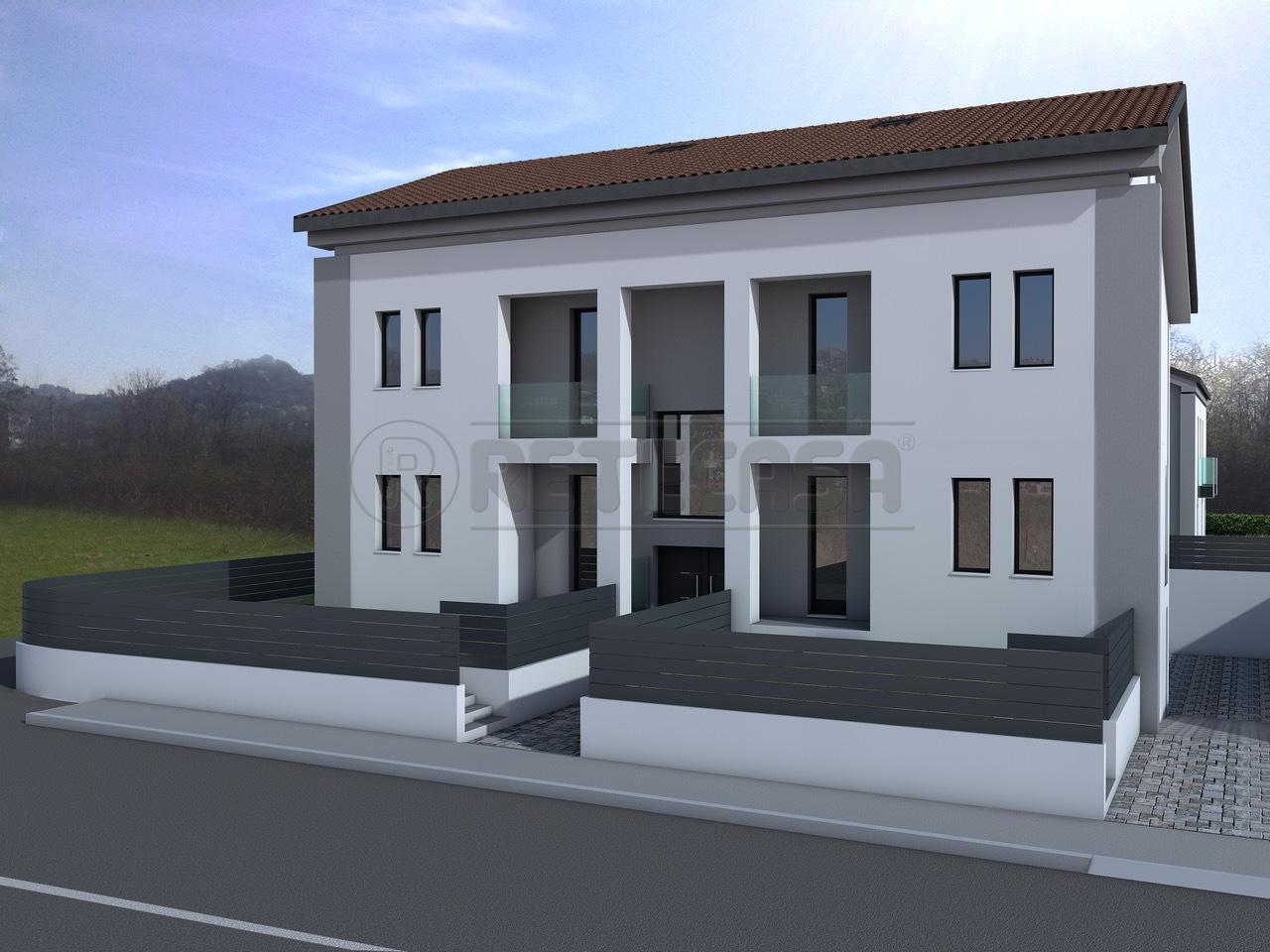 Appartamento in vendita a Brogliano, 9999 locali, prezzo € 170.000 | Cambio Casa.it