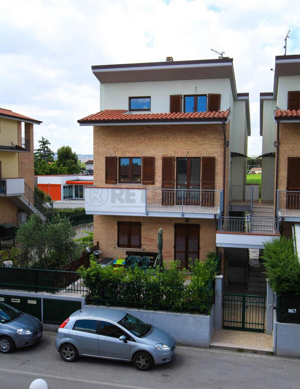 Bilocale Osimo Via Fontanelle 2