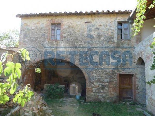 Rustico / Casale in vendita a Monteriggioni, 30 locali, prezzo € 550.000 | Cambio Casa.it