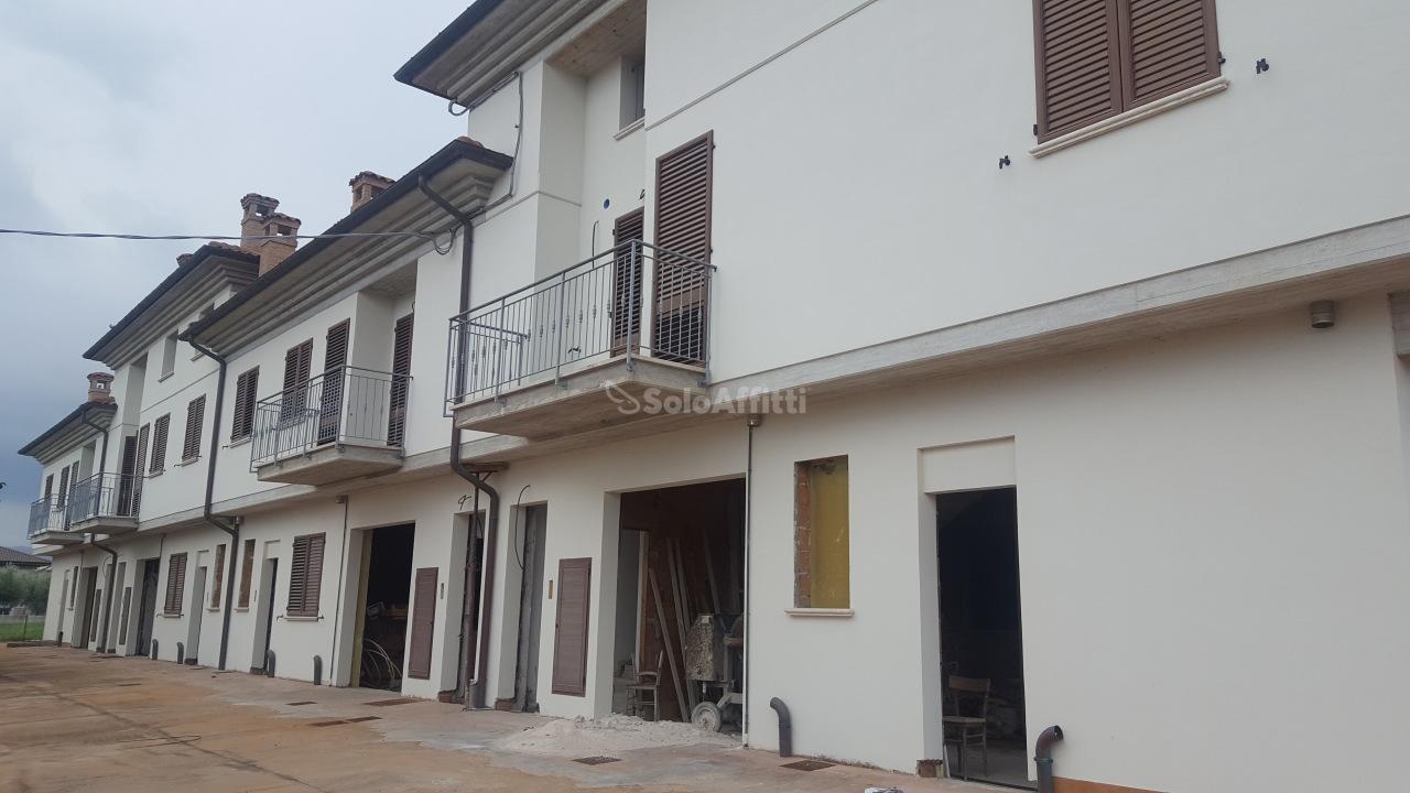 Appartamento in affitto a Osteria, Serra De' Conti (AN)