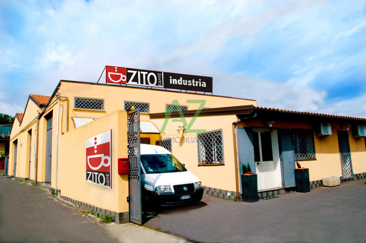 Capannone in vendita a Mascalucia, 9999 locali, Trattative riservate | Cambio Casa.it