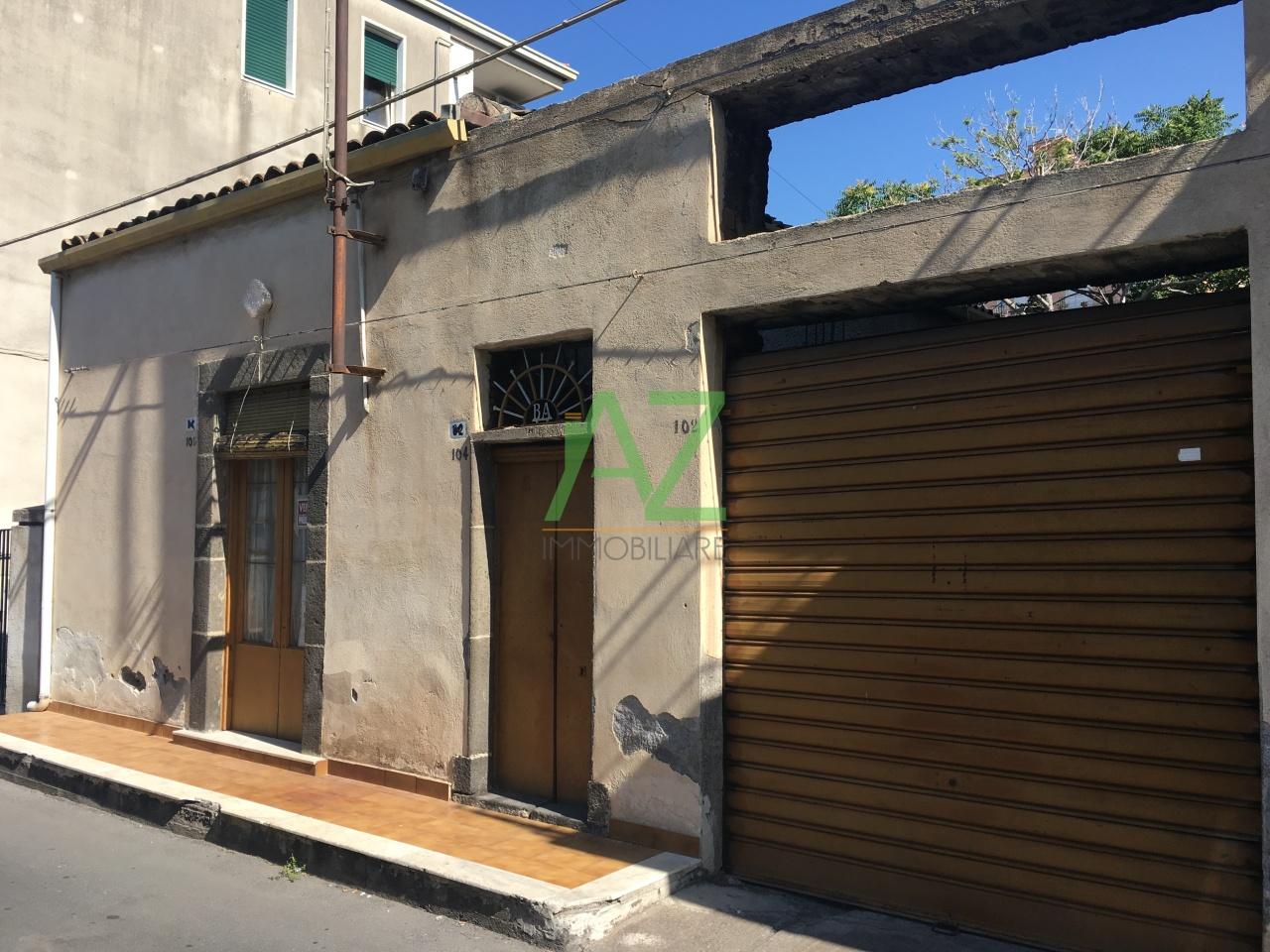 Soluzione Indipendente in vendita a Belpasso, 4 locali, prezzo € 118.000 | Cambio Casa.it