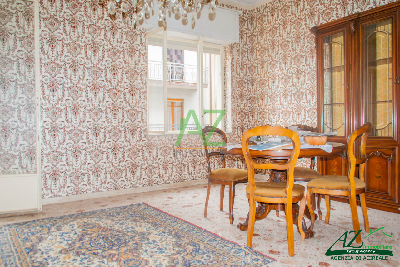 Appartamento in affitto a Acireale, 4 locali, prezzo € 400 | Cambio Casa.it