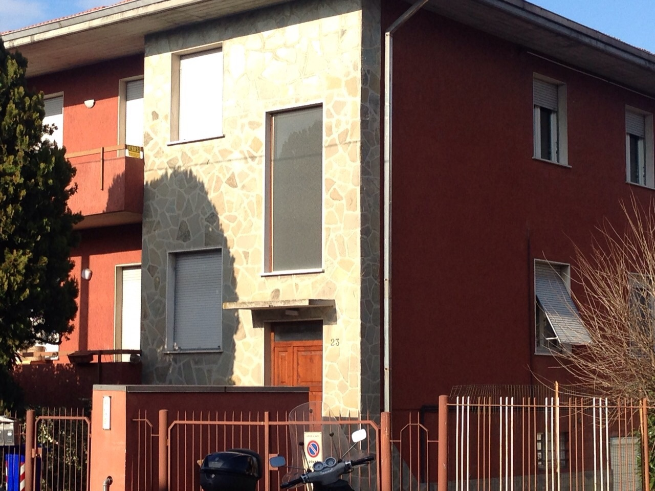 Bilocale Parma Via Baganza 23 3