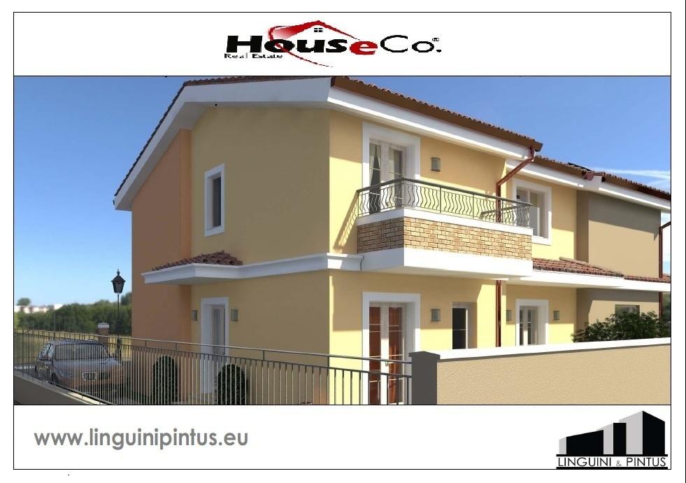 Villa in vendita a Uta, 3 locali, prezzo € 145.000 | Cambio Casa.it