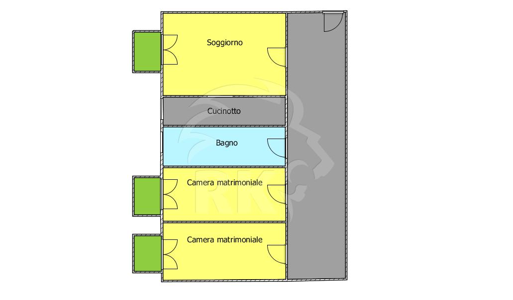 Appartamento, Croce Di Casalecchio, Affitto/Cessione - Casalecchio Di Reno