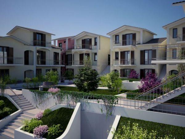 Appartamento trilocale in vendita a Polverigi (AN)