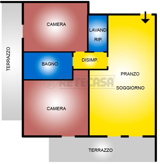 Appartamento in vendita a Massanzago, 9999 locali, prezzo € 162.000 | Cambio Casa.it