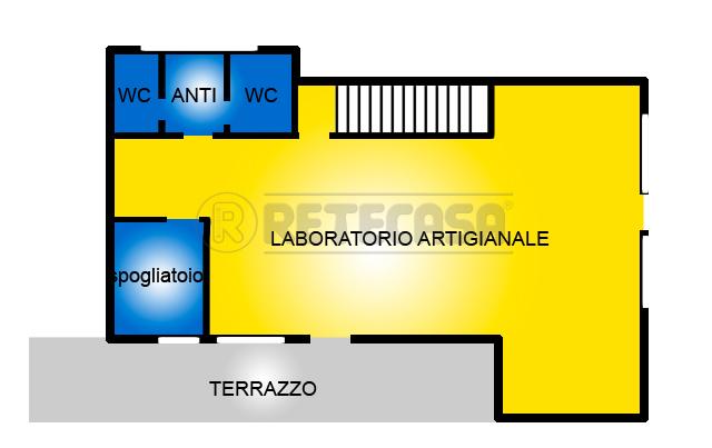 Laboratorio in Affitto a Creazzo
